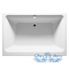 Акриловая ванна RIHO Castello 180x120 без гидромассажа