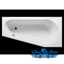 Акриловая ванна RIHO Delta 160x80 L без гидромассажа