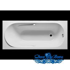 Акриловая ванна RIHO Future 170x75 без гидромассажа
