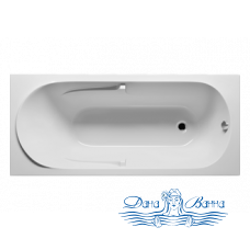 Акриловая ванна RIHO Future 180x80 без гидромассажа