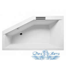 Акриловая ванна RIHO Geta 160x90 R без гидромассажа