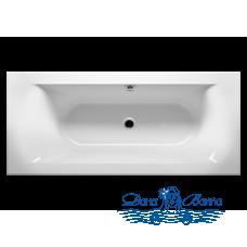 Акриловая ванна RIHO Lima 170x75 без гидромассажа