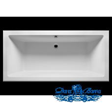Акриловая ванна RIHO Lusso 190x80 без гидромассажа