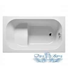 Акриловая ванна RIHO Petit 120x70 без гидромассажа