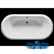 Акриловая ванна RIHO SETH 180x86 без гидромассажа