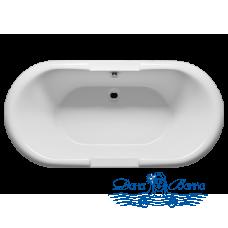 Акриловая ванна RIHO SETH WP 180x86 без гидромассажа