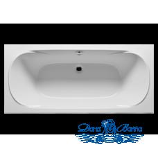 Акриловая ванна RIHO Taurus 170x80 без гидромассажа