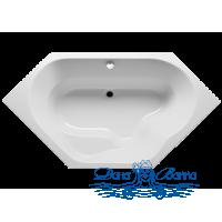 Акриловая ванна RIHO Winnipeg 145x145 без гидромассажа