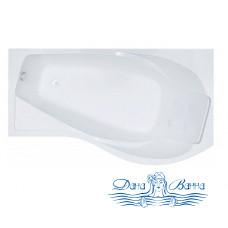 Акриловая ванна Triton Мишель 180х96 L