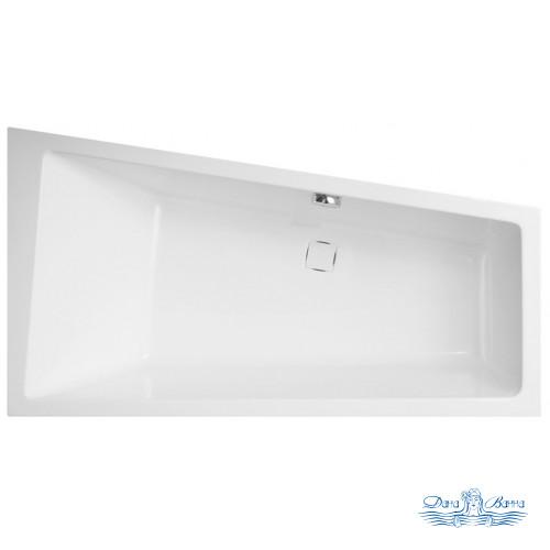 Акриловая ванна Vagnerplast Cavallo 160x90 L/R