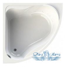 Акриловая ванна Vannesa Альтея 125x125