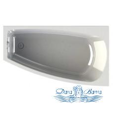 Акриловая ванна Vannesa Мэги 140x80 R