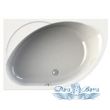 Акриловая ванна Vannesa Мелани 140x95 L