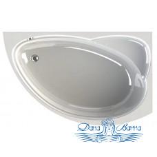 Акриловая ванна Vannesa Модерна 160x100 R