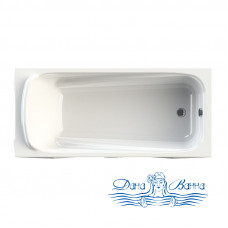 Акриловая ванна Vannesa Роза 170х77