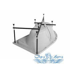 Каркас сварной для акриловой ванны Aquanet Capri 160x100