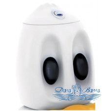 Бачок для унитаза Creavit Ducky DC400