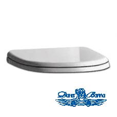 Крышка-сиденье BelBagno Gala BB1078SC с микролифтом, петли хром