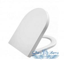 Крышка-сиденье BelBagno Marino BB105SC с микролифтом, петли хром