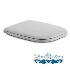 Крышка-сиденье Duravit D-Code 0067310000 петли хром