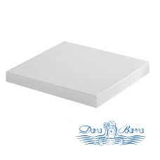 Крышка-сиденье Duravit Vero 0067690000 с микролифтом, петли хром