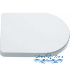 Крышка-сиденье Kerasan Flo 318901 петли хром