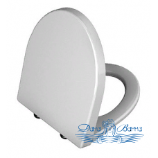 Крышка-сиденье VitrA S50 801-003-003 петли хром