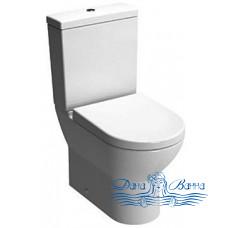 Унитаз напольный VitrA Diana Open-Back с сиденьем микролифт (9816B003-7201)