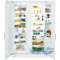 Встраиваемый холодильник Liebherr SBS 70I4 Premium NoFrost (SIGN 3576 + IKB 3560)