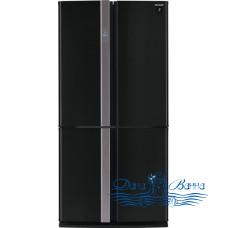 Холодильник Sharp SJFP97VBK