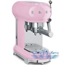 Кофемашина Smeg ECF01PKEU