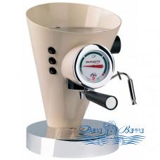 Кофеварка Bugatti Espresso Machine Diva Cream