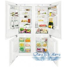 Встраиваемый холодильник Liebherr SBS 66I2 Premium NoFrost