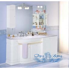Комплект мебели Eurodesign HILTON Композиция 10 белый
