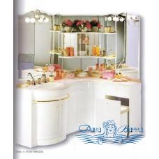 Комплект мебели Eurodesign HILTON Композиция 9 белый