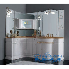Комплект мебели Eurodesign Hilton Композиция 3 белый
