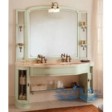 Комплект мебели Eurodesign IL BORGO Композиция 15 салатовый