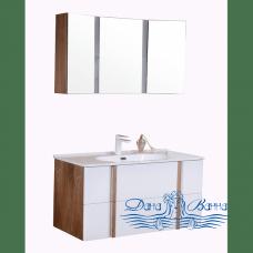 Комплект мебели Orans BC 100 (NL-006-1000) (белый\ясень)