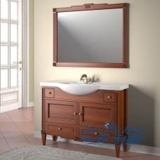 Мебедь для ванной Sanvit Франческо (110 см) орех, массив ольхи