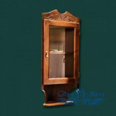 Навесной шкаф Два Водолея Clio 42 угловой