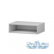 Ниша для хранения AM.PM Gem (M90OHX0600WG) 60 см подвесная (белый глянцевый)