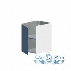 Нижний шкаф Astra-Form Купе 416 распашной (белый)