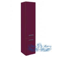 Пенал Aquanet Римини (бордо)