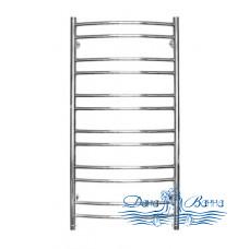 Полотенцесушитель водяной Domoterm Калипсо П12 (500х1000) (хром)