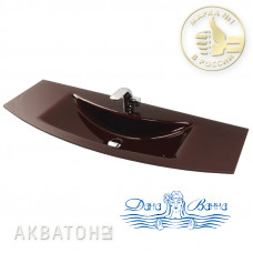 Раковина Акватон Seviglia 120 Float Rosso (1AX119WBXX000)