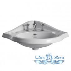 Раковина Simas Arcade (AR884) (57 см) угловая