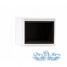 Шкаф подвесной Акватон Брук 30 (дуб феррара) (открытый)