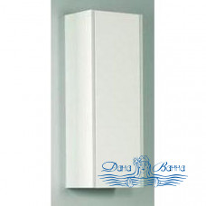 Шкаф подвесной Акватон Йорк 30 (белый глянец\выбеленное дерево)