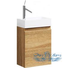 Тумба для ванной Aqwella Леон 40 (дуб сонома)
