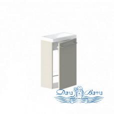Тумба для ванной Astra Form Мини 40 белая (R)